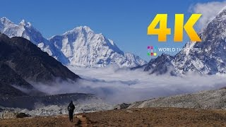 Download #076 ″Everest Base Camp Trek, Nepal″ in 4K (エベレストトレッキング/ネパール)世界一周32カ国目 Video