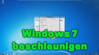 Download Windows 7 beschleunigen / schneller machen Video