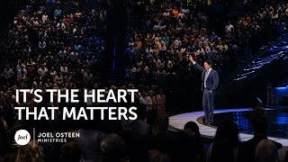 Download It's the Heart that Matters Video