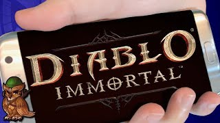 Download Diablo Immortal Reveal Disaster! Video