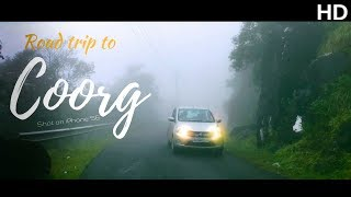 Download Coorg Travel video - The Scotland of India | Karnataka | monsoon | Shot on iPhone Video