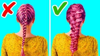 Download 35 WEIRD TRICKS FOR YOUR HAIR Video