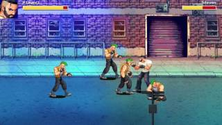 Download Beat 'Em Up - Game Template for Unity Video