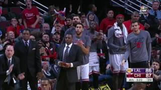 Download Los Angeles Lakers at Chicago Bulls - November 30, 2016 Video