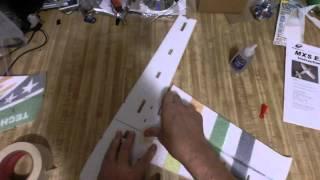 Download TechHone MXS EPP 3D Plane Build Video #1 Video