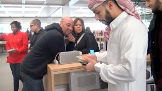 Download ARAB GUY BUYS EVERYONE AN iPHONE 6S!!! Video