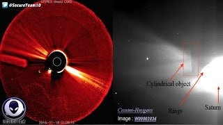 Download UFO Invasion Panic: Giant Cigar Object Near Sun & Venus 11/26/16 Video