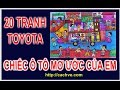 Download 20 Tranh Vẽ Toyota Chiếc ô tô mơ ước của em 2017 Video