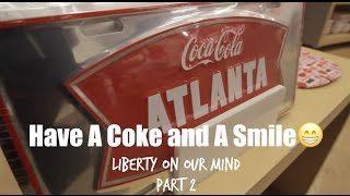 Download HAVE A COKE AND A SMILE😁|Liberty On Our Mind Part 2(Atlanta) Video
