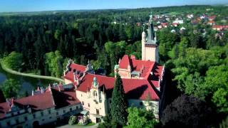 Download Průhonice Park and Chateau Video