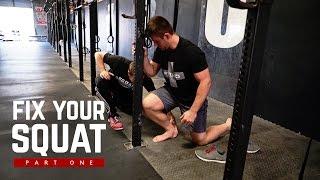 Download Fix Your Squat: Part 1 - Ankle Mobility for Squatting w/ Dr. Aaron Horschig of Squat University Video