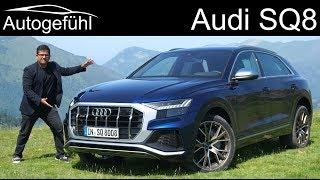 Download Audi SQ8 V8 FULL REVIEW - Autogefühl Video