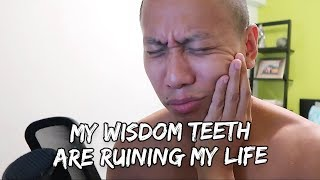 Download My Wisdom Teeth Are Ruining My Life | Vlog #328 Video