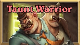 Download Taunt Warrior: Impregnable Wall Video