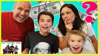Download $100 Shopping Challenge! What Will They Buy? / That YouTub3 Family Video