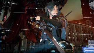 Download FINAL FANTASY XV: Royal Edition - Armiger Unleashed Gameplay on Bosses @ 1080p (60ᶠᵖˢ) HD ✔ Video