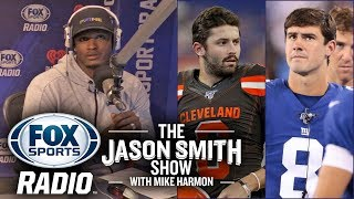 Download Joe Theismann - Baker Mayfield Doesn't Have the Credentials to Talk About Daniel Jones' Career. Video