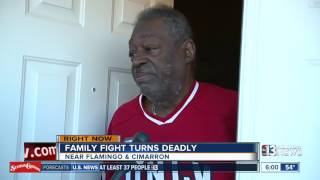 Download Family fight turns fatal near Flamingo, Cimarron Video