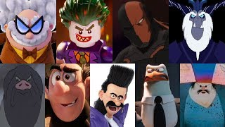 Download Defeats of My Favorite Animated Non-Disney Movie Villains Part 7 Video