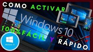 Download Como Activar Windows 10 [Cualquier Versión][2019] 100% Fácil y Rápido Video