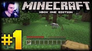 Download Minecraft Xbox One Edition - Part 1 - Eine neue Welt! Video