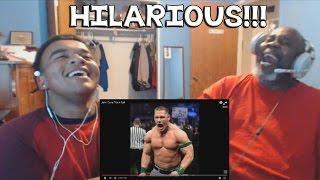 Download Dad Reacts to John Cena Prank Call (HILARIOUS REACTION) Video