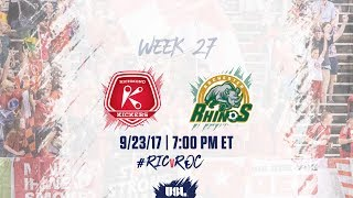 Download USL LIVE - Richmond Kickers vs Rochester Rhinos 9/23/17 Video