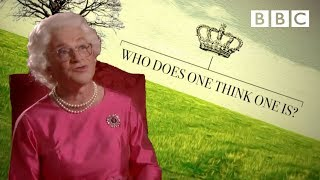 Download Who Does One Think One Is? 👑 | Walliams & Friend - BBC Video