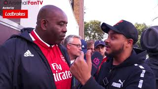 Download Arsenal 0-0 Chelsea | Passion & Desire From The Get Go! I'm Proud To Be A Gooner Today! (Troopz) Video