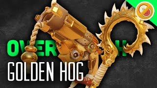 Download THE GOLDEN HOG! - Overwatch Gameplay (Funny Moments) Video