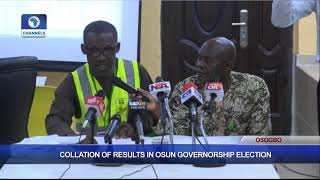 Download Collation Of Results In Osun Governorship Election Pt.1 |Osun Decides| Video