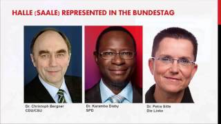 Download The electoral connection: Members of Parliament and their district | Michael Kolkmann | TEDxUniHalle Video