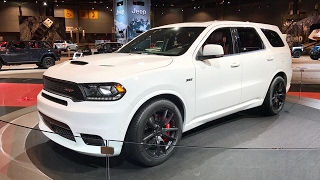 Download 2018 Dodge Durango SRT – Redline: First Look – 2017 Chicago Auto Show Video