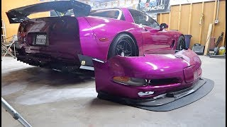 Download Massive Custom Splitter & New Wheel Color Video