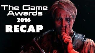 Download Konami IMPRISONED Kojima + Game Awards 2016 Recap! - The Know Gaming News Video