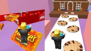 Download Roblox / Candy World Obby Challenge / Gamer Chad Plays Video