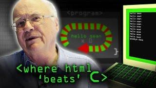 Download Where HTML beats C? - Computerphile Video