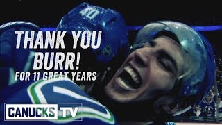 Download Alex Burrows In-Arena Tribute (Oct. 10, 2017) Video