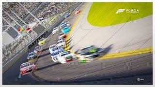 Download Forza 6: DTRL NASCAR League - 1/20 (Daytona) - Daytona 100 (NASCAR Expansion) Video