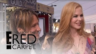 Download Keith Urban Gives Nicole Kidman Best Compliment Ever | Live From the Red Carpet | E! News Video