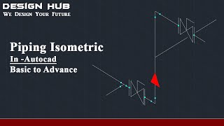 Download How to draw piping isometrics in Autocad (Autocad tutorial) Video
