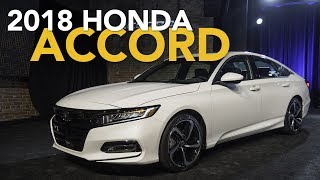Download 2018 Honda Accord First Look Video