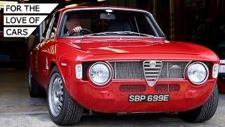 Download Alfa Romeo Giulia Sprint: Charles Morgan's Classics - Carfection Video