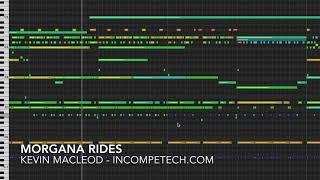 Download Morgana Rides Video