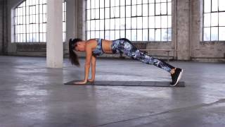 Download Train Like An Angel 2014: Adriana Lima Core Workout Video