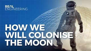 Download How We Will Colonise The Moon Video