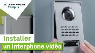 Download Comment installer un interphone vidéo ? Leroy Merlin Video