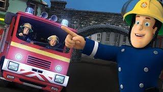 Download Fireman Sam US New Episodes | Runaway Jupiter! - Ground Saves Marathon 🚒 🔥 Cartoons for Children Video