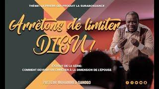 Download 🔥DIEU PEUT TOUT! OSONS LUI DEMANDER SANS LIMITE !🔥 | Pasteur Mohammed Sanogo Video
