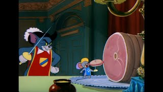 Download Tom and Jerry, 65 Episode - The Two Mouseketeers (1952) Video